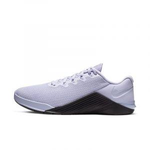 Nike Chaussure de training Metcon 5 pour Femme - Pourpre - Taille 39 - Female