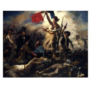 Dtoys Eugène Delacroix, La liberté guidant le peuple - Puzzle 1000 pièces