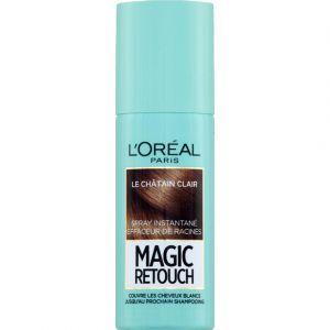 L'Oréal Magic Retouch - Le Châtain Clair Le Châtain Clair