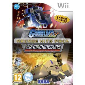 Gunblade NY & L.A. Machineguns [Wii]