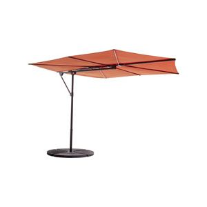 Parasols blooma comparer 16 offres - Parasol rectangulaire inclinable castorama ...