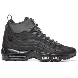 Nike Air Max 95 Sneakerboot Noir Baskets/Running Homme