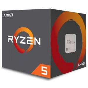AMD Ryzen 5 1600 Wraith Spire Edition (3,2 GHz)