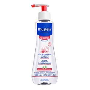 Mustela Eau nettoyante apaisante sans rinçage peau très sensible