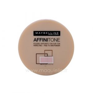 Maybelline Affinitone Poudre unifiante N° 09 Rose Opale
