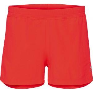 Image de Odlo X-Light Short de Course à Pied Femme, Fiery Coral, FR : M (Taille Fabricant : M)