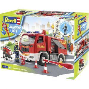 Revell Maquette Junior Camion de pompier avec figurine