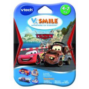 Vtech Jeu V.Smile : Cars 2