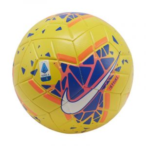 Nike Ballon Strike Serie A - Jaune/Bleu/Orange/Blanc - Jaune - Taille Ball SZ. 5