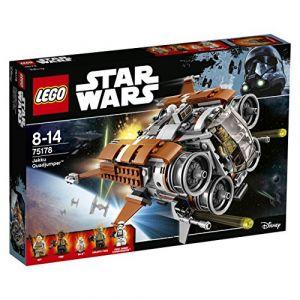 Lego 75178 - Star Wars : Le Quadjumper de Jakku