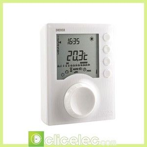 Delta Dore TYBOX 127 - Thermostat programmable filaire