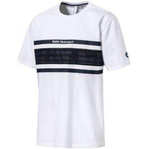 Puma T-shirt BMW MS Oversize Tee F1 blanc - Taille EU M