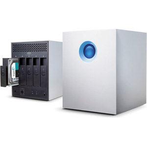 """Lacie 9000503EK - Disque dur externe 5big Thunderbolt 2 20 To 3,5"""" (5 disques RAID matériel)"""