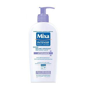 Mixa Intensif Peaux Sèches - Baume Apaisant Atopiance pour Peaux Très Sèches à Tendance Atopique - 250 ml