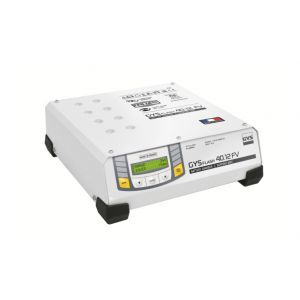 GYS Chargeur de batterie Inverter 12V 750W FLASH 40-12 FV