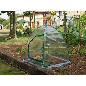 Jardimagine LAMS - Serre Souple Parapluie - Lot De 2