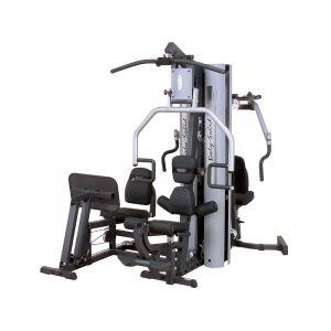 Body-Solid Appareil de musculation Home Gym avec presse G9S