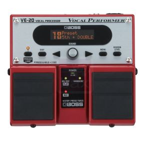 Boss Effect VE-20 Vocal Performer - Processeur vocal