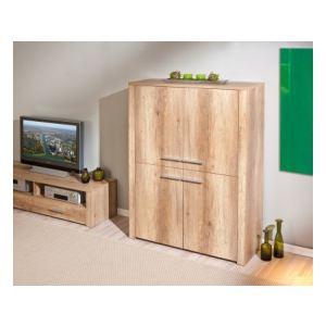 Commode design Amandine en bois