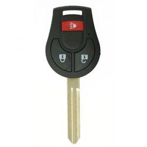 Neoriv Coque de clé télécommande adaptable + lame NIS35