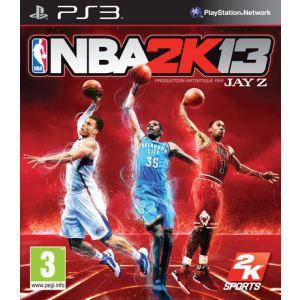 NBA 2K13 [PS3]