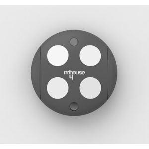 mhouse GTX4 - Télécommande de portail