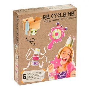 Neotilus Kit créatif ReCycleMe Costume de princesse