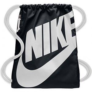 Nike Sac de gym Sportswear Heritage - Noir - Taille ONE SIZE - Unisex