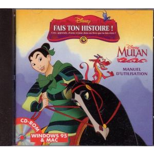 Mulan : Fais ton histoire [PC]