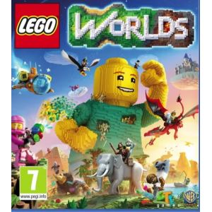 Image de Lego Worlds [Switch]