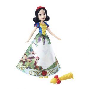 Hasbro Poupée Disney Princesses Blanche-Neige robe magique