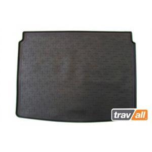 TRAVALL Tapis de coffre baquet sur mesure en caoutchouc TBM1119