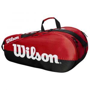 Wilson Sac de Tennis Team 2 Comp Rouge