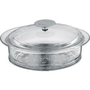 Cristel Cuit vapeur en verre (24 cm)