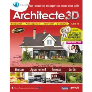 Architecte 3D Gold 15 [Windows]