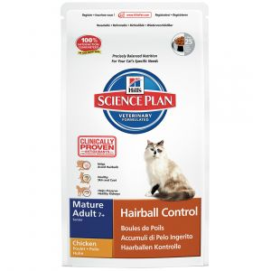 Hill's Special Care Mature Adult/Senior Hairball Control - Sac 1,5 kg