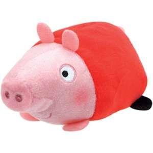 Ty Teeny Tys Peppa Pig : Peluche Peppa