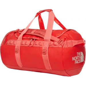 The North Face Base Camp Duffel M juicy red/spiced coral