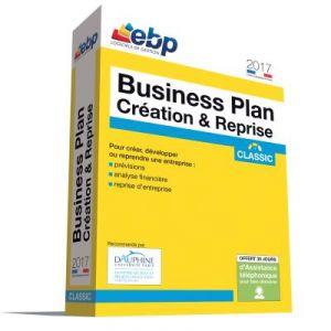 Business Plan Création & Reprise Classic 2017 pour Windows
