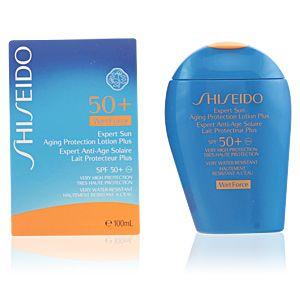 Shiseido Expert Anti-Age Solaire - Lait protecteur Plus SPF 50+