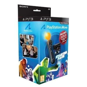 Sony Playstation Move Starter Pack : Motion Controller + Eye Cam + Jeux de démo