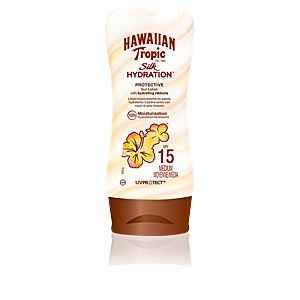 Hawaiian Tropic Silk Hydration Lotion SPF 15 Tottle 180ml
