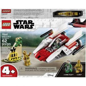 Lego Stars Wars - Chasseur stellaire rebelle A-Wing - 75247