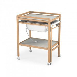 Ateliers T4 Table à langer avec baignoire