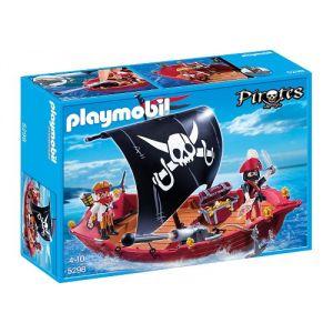 Playmobil 5298 Pirates - Chaloupe des corsaires