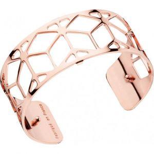Les Georgettes Bracelet Résille Or rose Medium