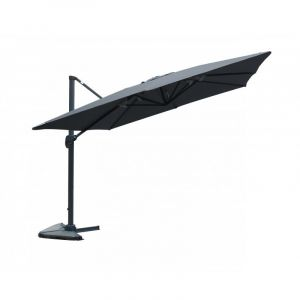 Delorm Design Parasol déporté rectangulaire 3x4m