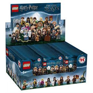 Lego 6213829 Harry Potter - Boîte de 60 minifigurines