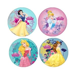 Modecor Disque azyme comestible Princesses Disney
