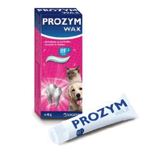 Sogeval Prozym RF2 Wax - Dentifrice pour chien et chat